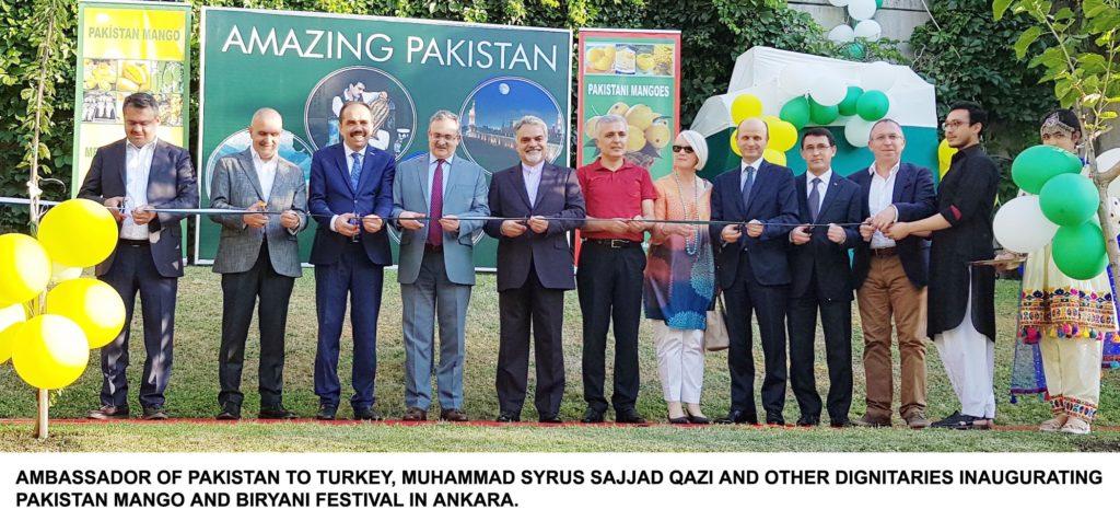 23913 1024x476 - Turkish Embassy Pakistan organized Mango & Biryani Festival in Ankara