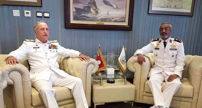 3 1 - CNS Admiral Zafar Mahmood visits UAE Naval Headquarters
