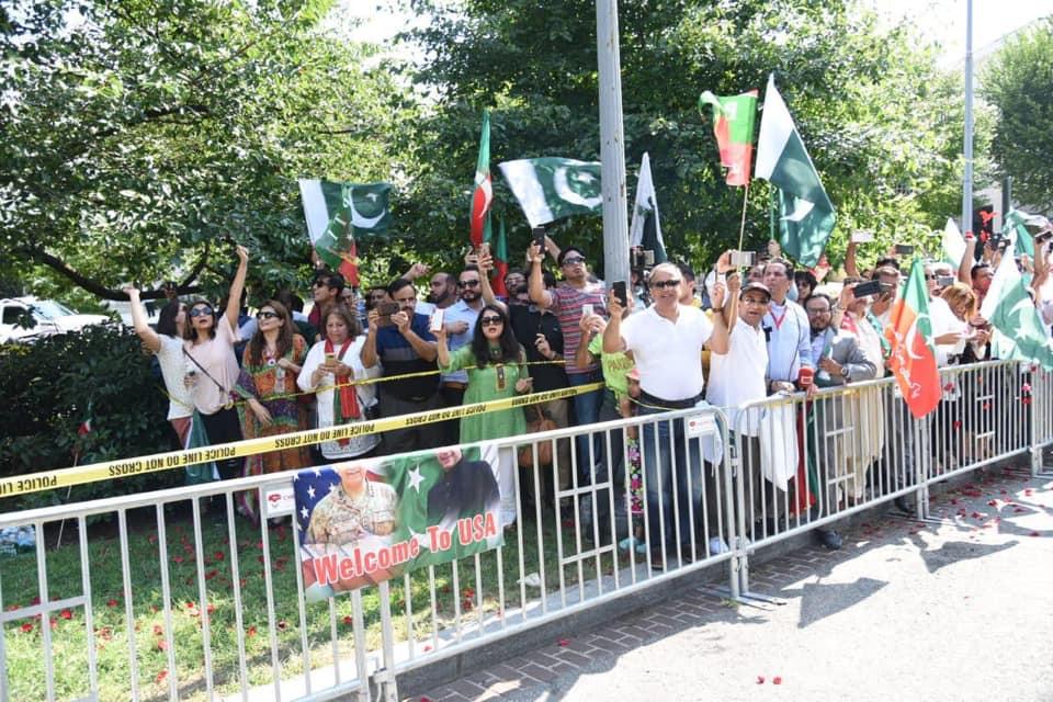 67671347 3669553199753740 7233703908424548352 n - Imran Khan receives warm welcome at Washington D.C