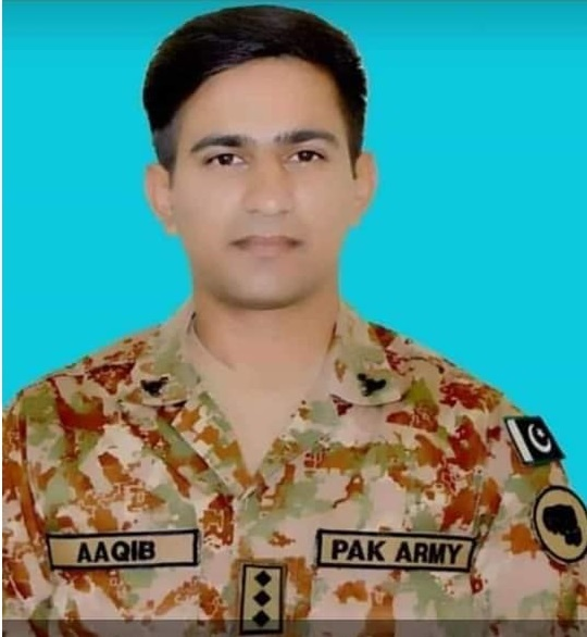 67681468 10162153751365626 7373370979260563456 n 1 - Pakistan Army's Capt. Aqib along with 3 soldiers embraced martyrdom