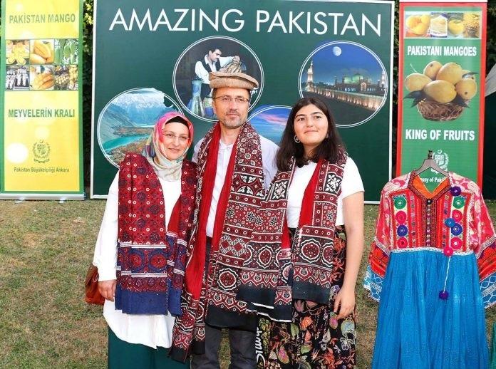 APP45 27Ankara 696x569 - Turkish Embassy Pakistan organized Mango & Biryani Festival in Ankara