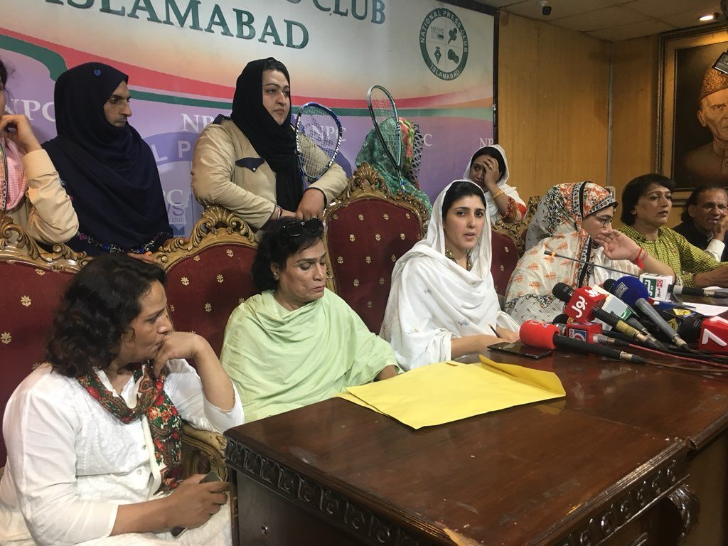 "Ayesha Gulalai issued ticket to four transgender to participate in the general elections 1 1024x768 - Is Pakistani Society ""TOLERATING"" Trans-genders?"