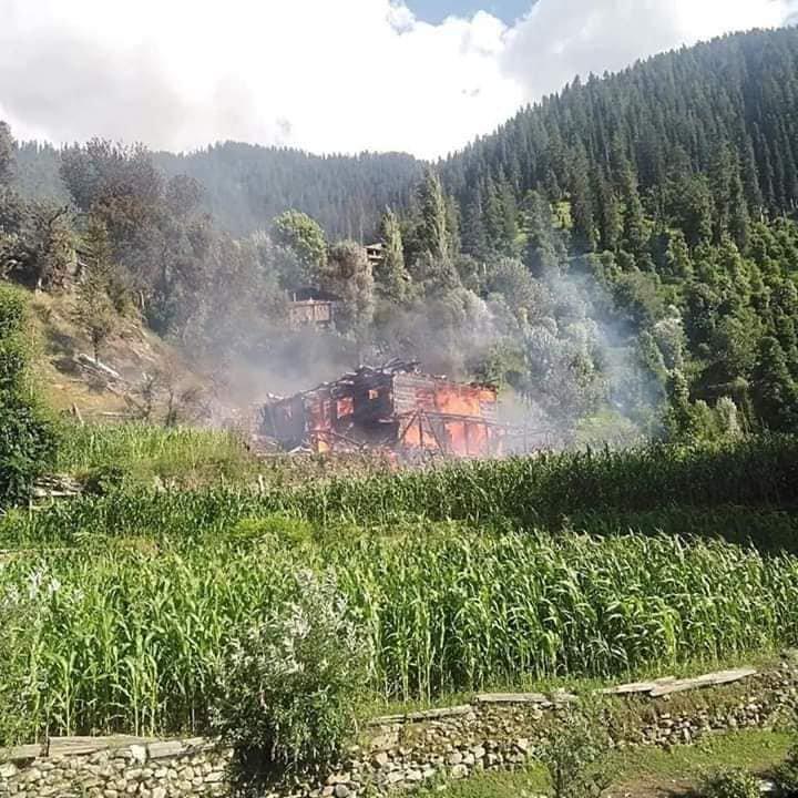 EAyAx9YWwAEMcbL - Heaven under attack; Neelum Valley | India violates ceasefire