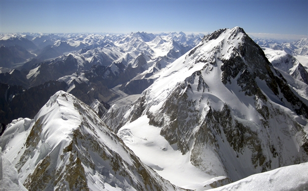 Gasherbrum I Photo The British Mountaineering Council - K2 world's second highest & deadliest peak in Pakistan