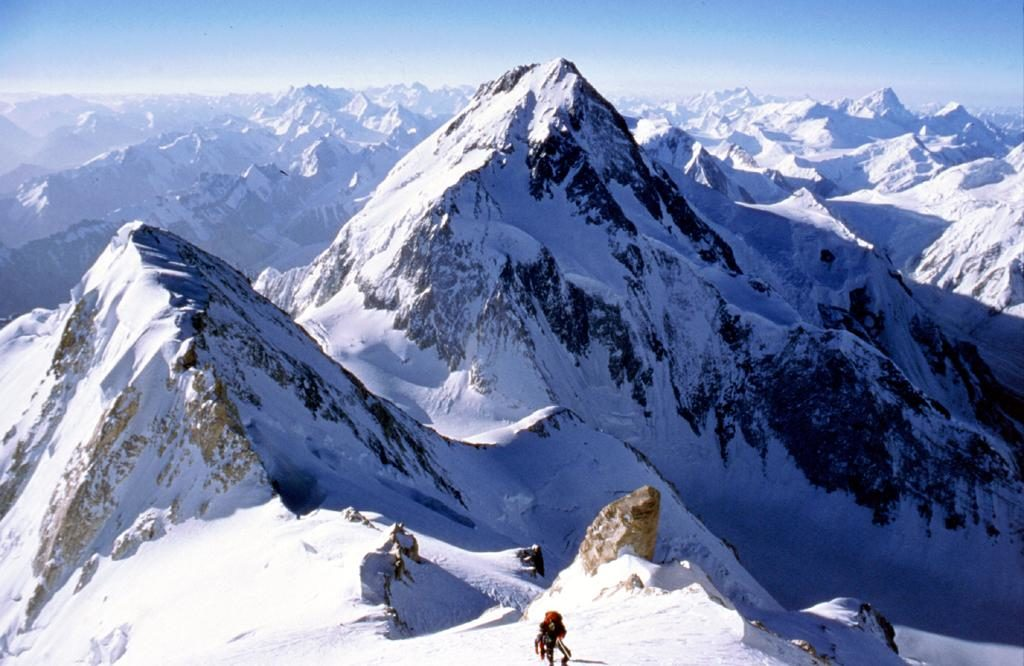 Gasherbrum II Photo Adventure Consultants 1024x666 - K2 world's second highest & deadliest peak in Pakistan