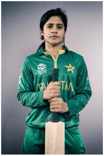 Javeria PCB4 1 - ICC named Pakistan's Javeria to lead Women's Global Development Squad