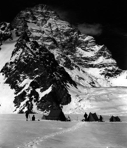 K2 West 1909 - K2 world's second highest & deadliest peak in Pakistan