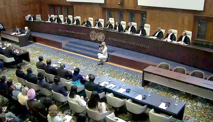 Pic 10 696x399 - Indian Spy Jadhav's case; ICJ gives its ruling on 42-page