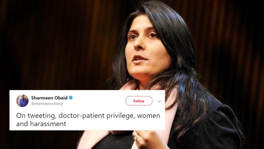 Sharmeen Obaid Chinoy 1024x577 - Are Pakistani Women MISUSING #MeToo Movement?