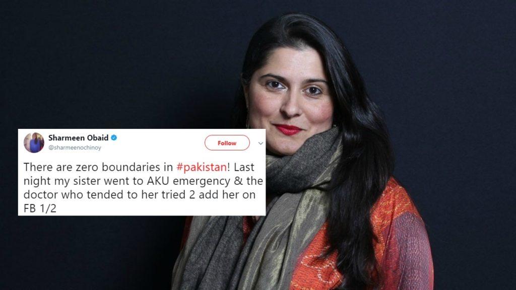 Sharmeen Obaid Chinoy1 1024x576 - Are Pakistani Women MISUSING #MeToo Movement?