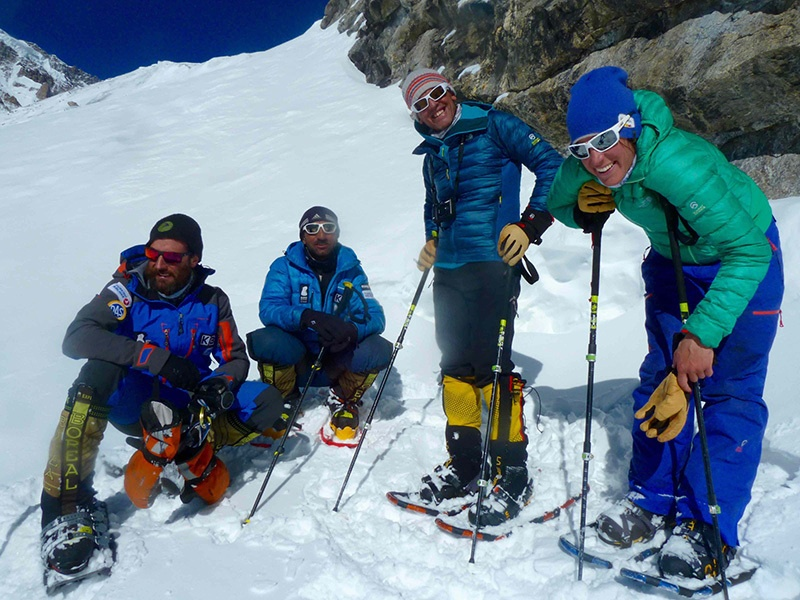 Simone Moro Alex Txikon Ali Sadpara - Nanga Parbat: The killer mountain world's 9th highest peak