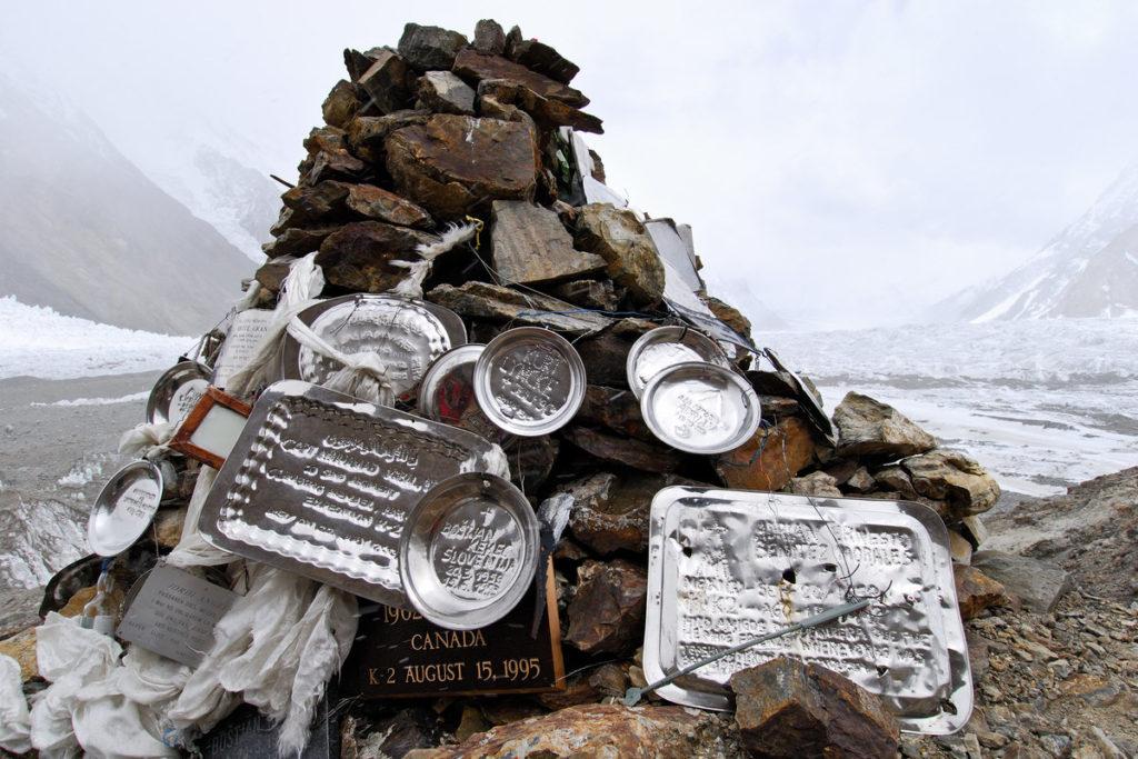 TRZFHsr 1024x683 - K2 world's second highest & deadliest peak in Pakistan