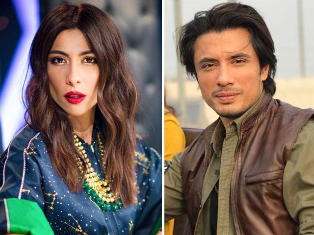 ali zafar and meesha - Are Pakistani Women MISUSING #MeToo Movement?
