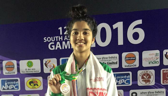 bisma khan swimmer pak 189134 7482376 updates 1 - Pakistani swimmers; Bismah, Mishal, Haseeb to participate in FINA World Championship