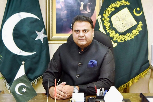 fawad chaudry - First Pakistani to be sent into space by 2022, Fawad Chaudhry