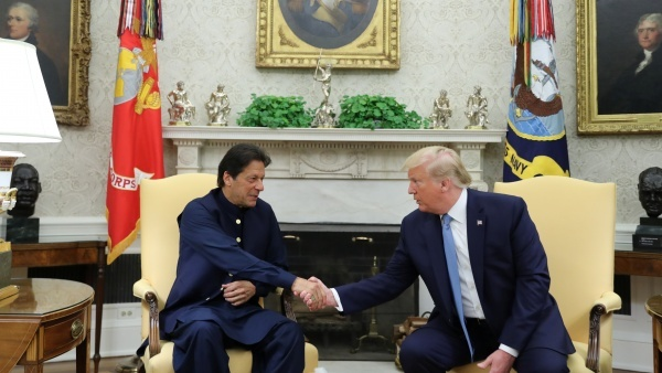 """ik1 - """"Is this an Era of New Opportunities"""" in the wake of Khan and Trump meeting?"""