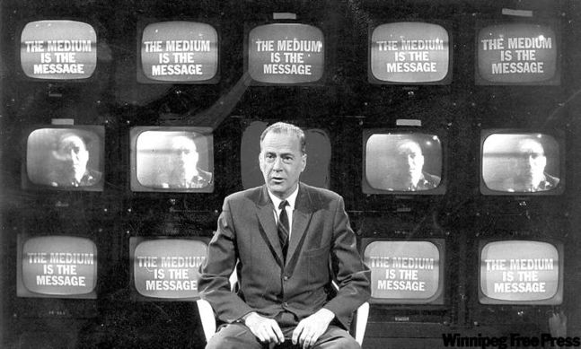 mcluhan1234 - Impact of Communication Technology