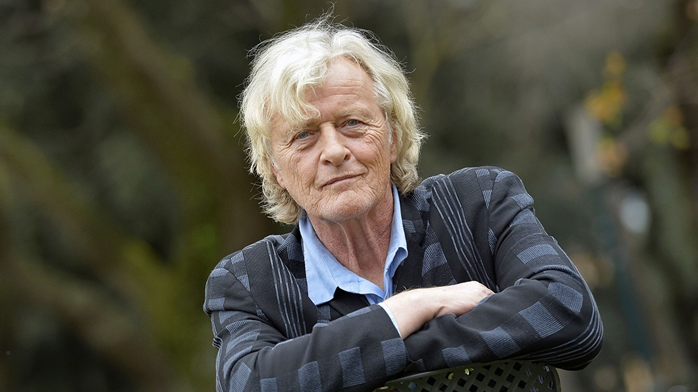 rexfeatures 3529430ah - The Blade Runner actor Rutger Hauer dies at 75