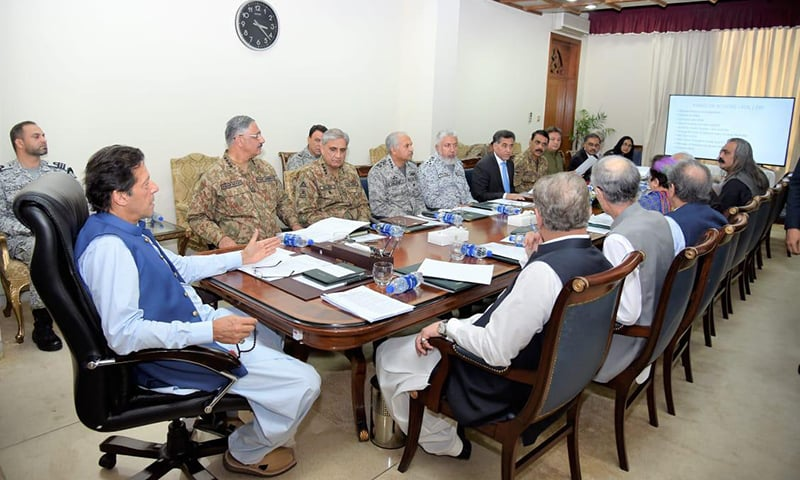NSC 2 - National Security Committee Meeting makes some major decisions regarding the IOK matter