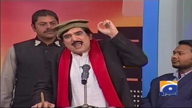 dummymuseumsesheikhrasheedsesawalitnidhuwandaartaqrirkyunkhabarnaak 382700 - Is Pakistani Media Playing A Responsible Role In Today's World?