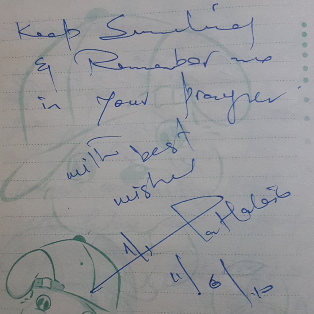 Autograh Book ZubariaFakhar DailyLifePakistan 0011 Layer 8 1024x1024 - Words Of Wisdom & Well Wishes | Old Autograph Diary