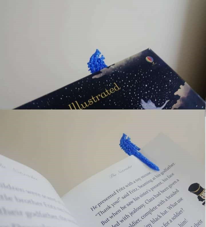 got bookmark - 3D PEN-2 | Draw Your Dream